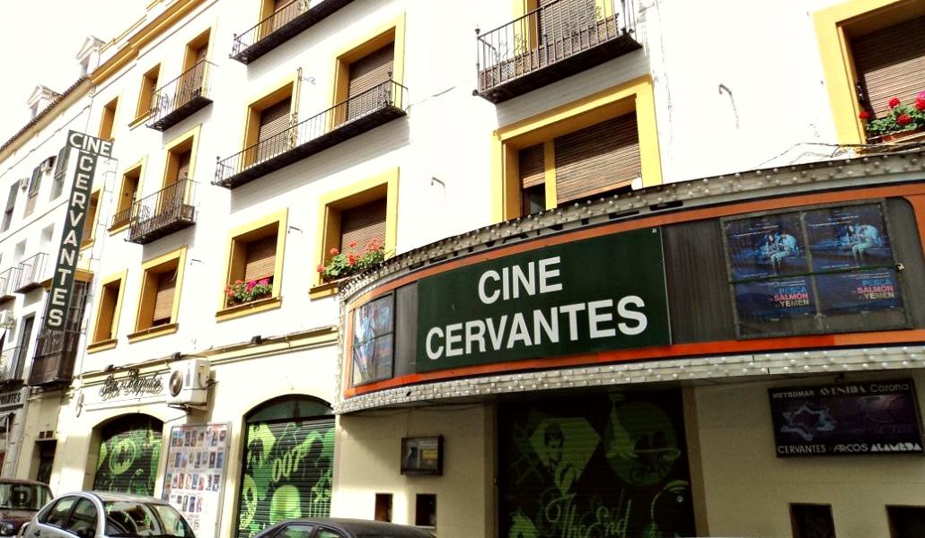 El Teatro Cervantes, la joya cultural de Sevilla que todavía pervive