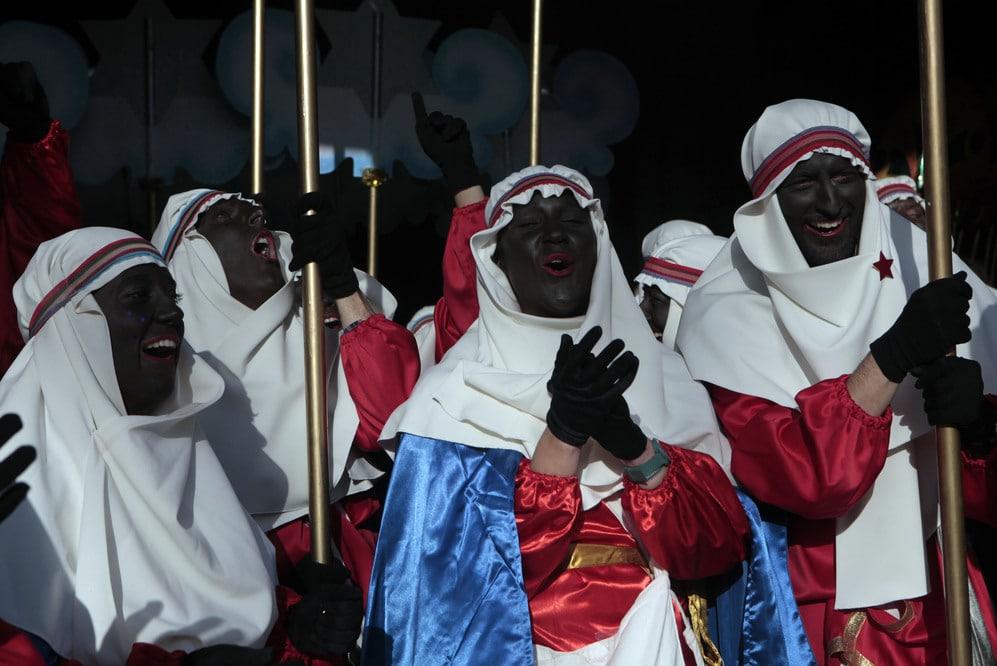 Los beduinos Sevilla cabalgata de Reyes