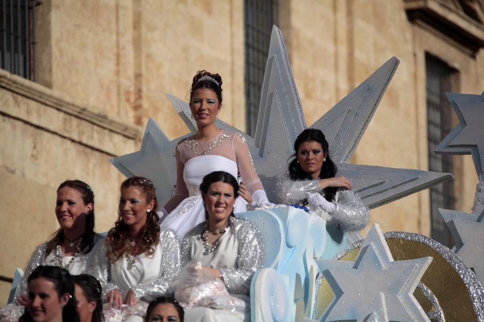 Estrella de la ilusión Cabalgata de Reyes de Sevilla