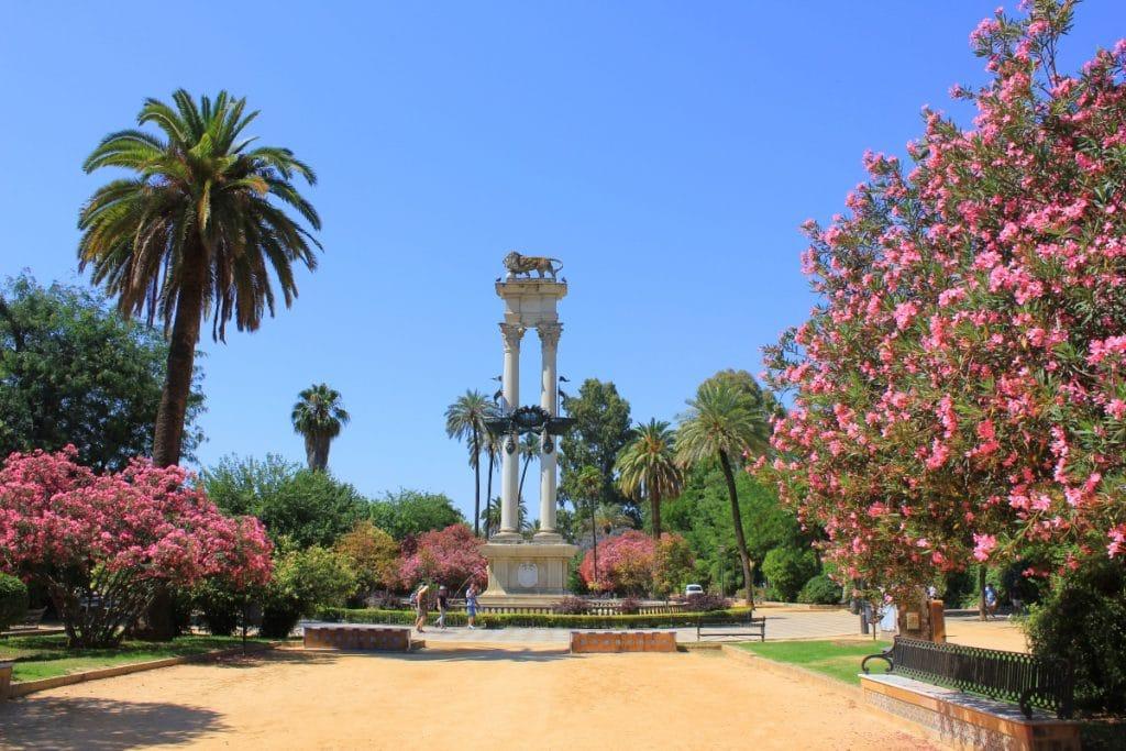 ¿Por qué se siguen confundiendo los Jardines de Murillo con el Paseo Catalina de Ribera?