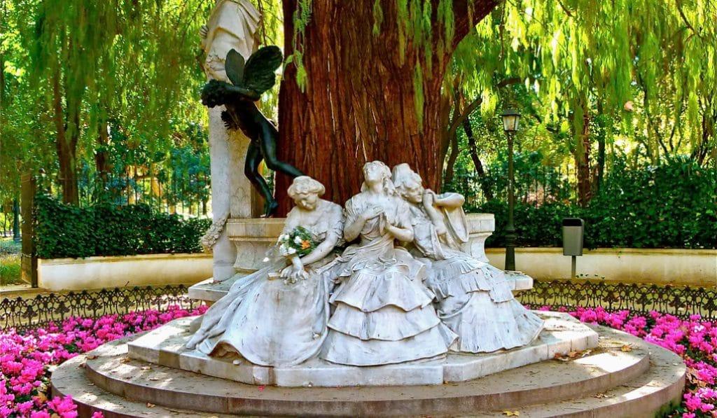 Sevilla es la ciudad del amor y estas fotos te lo demuestran