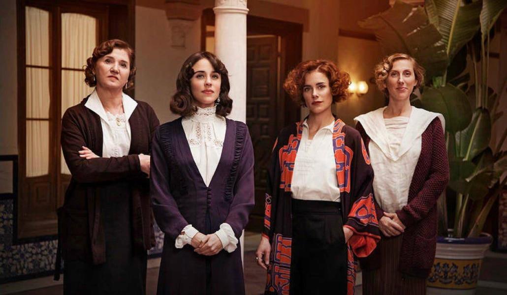 La Sevilla de los años 20 será el escenario de la nueva serie de TVE