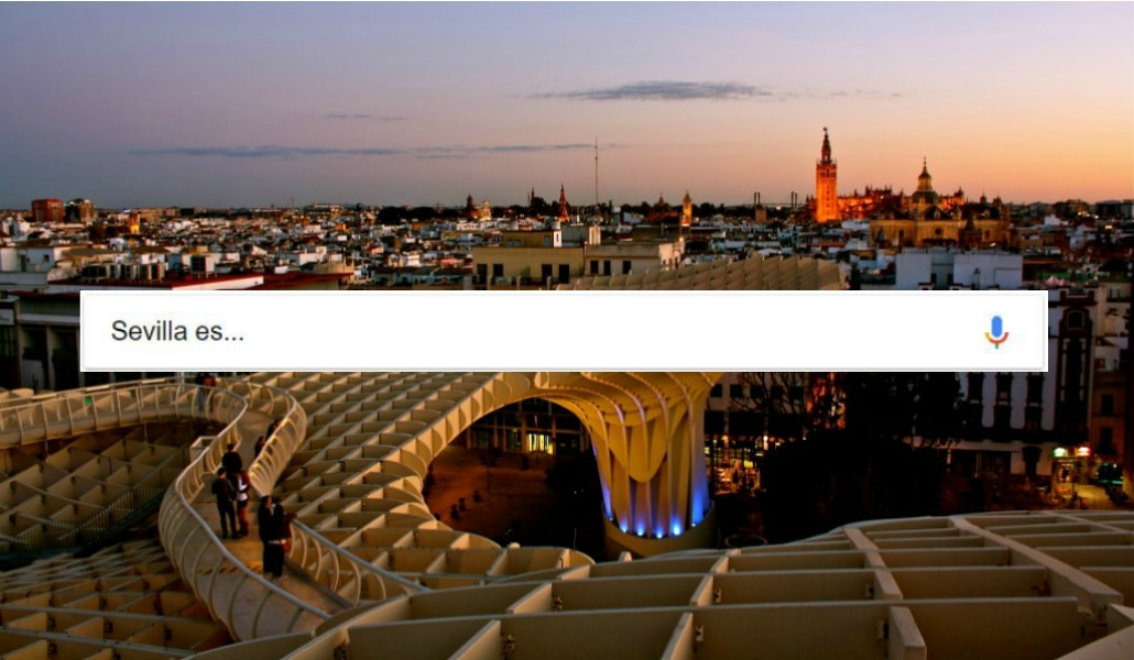 ¿Qué es Sevilla según las búsquedas de Google?
