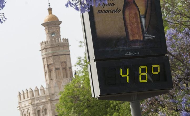 Calor Sevilla
