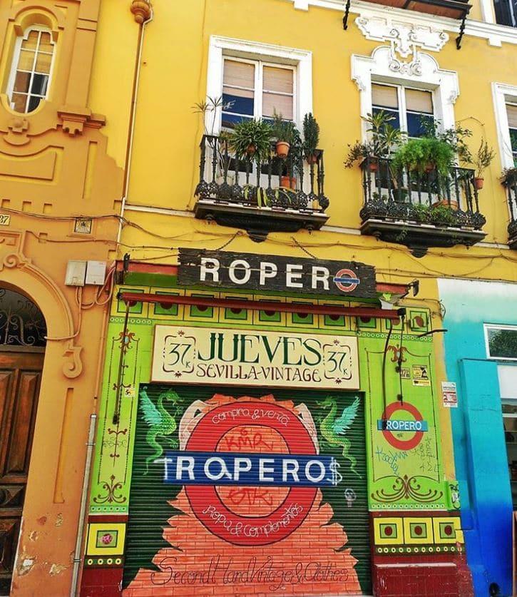 Ropero Sevilla