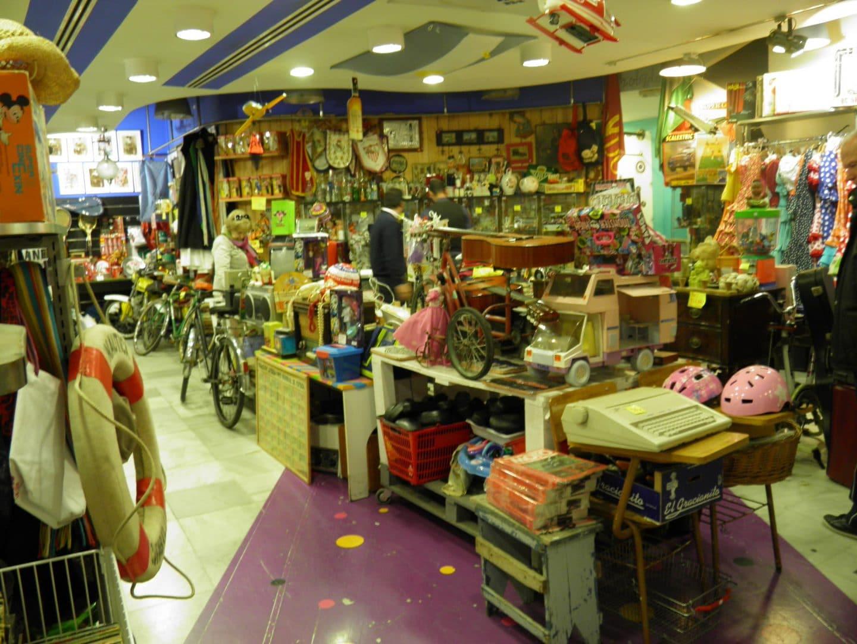 Nostalgia tienda Sevilla