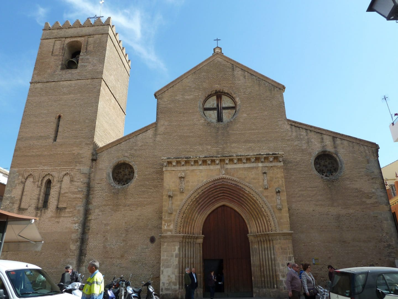 Iglesia de Santa Marina Sevilla