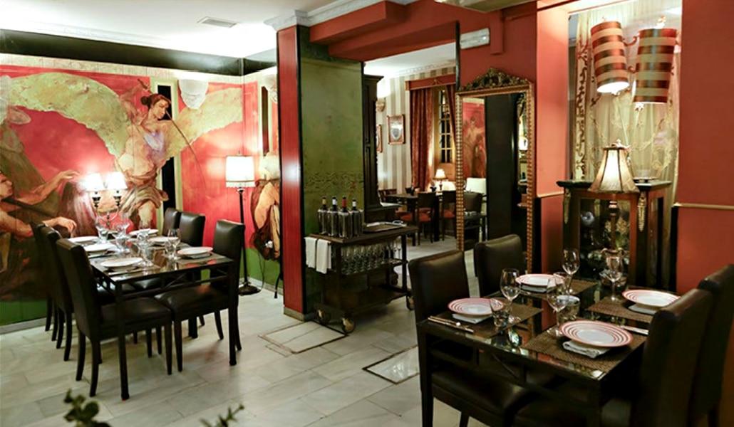 Az-Zait: vanguardismo culinario en el centro de Sevilla