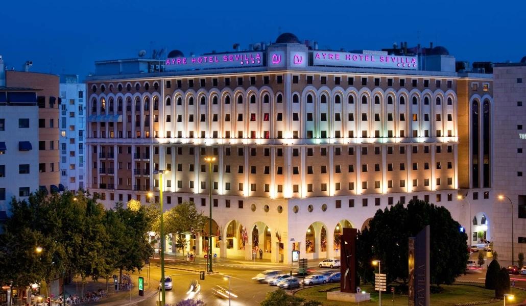 Los hoteles de Sevilla tienen una ocupación del 80% en Semana Santa