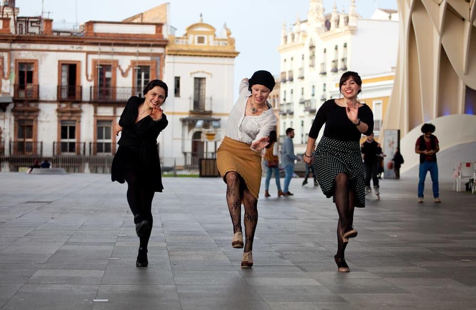 Sevilla en abril se convertirá en la capital del swing