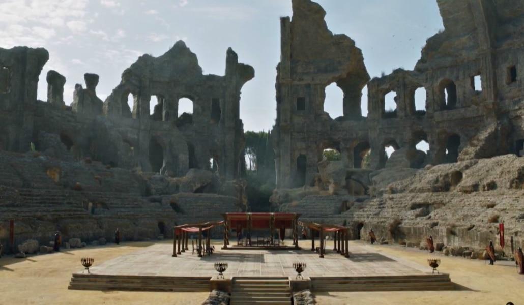 El final de 'Juego de Tronos' se rodará en Itálica