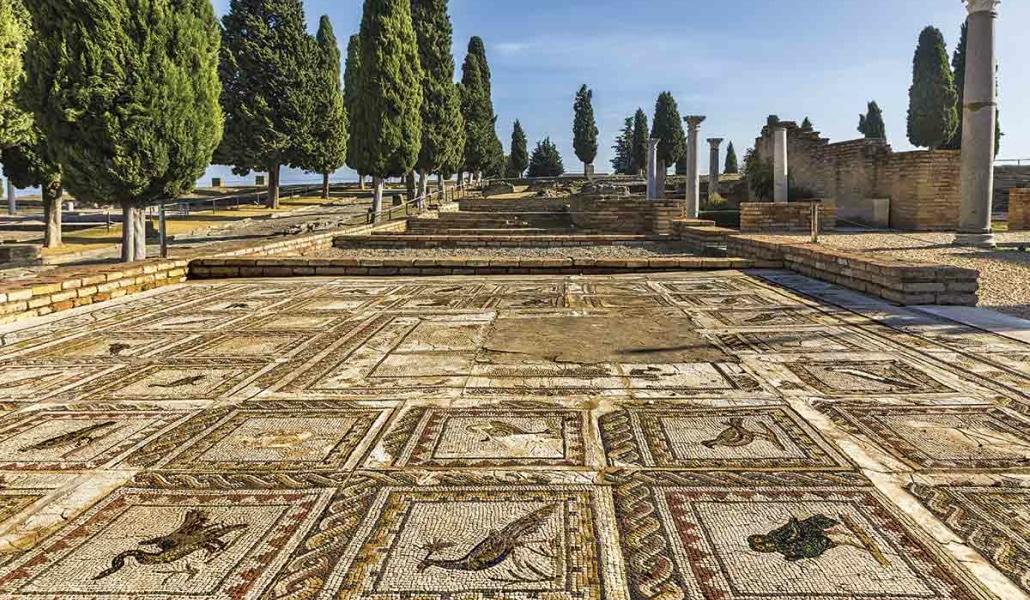 Itálica aspira a ser candidata a Patrimonio Mundial en 2019