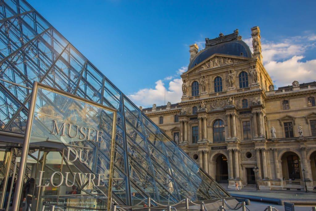 Cuadros de Murillo en el Louvre que deberían estar en Sevilla