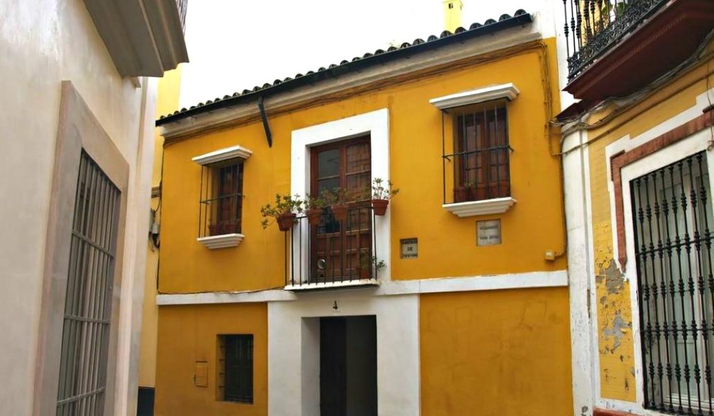 Se vende la casa natal de Velázquez en Sevilla