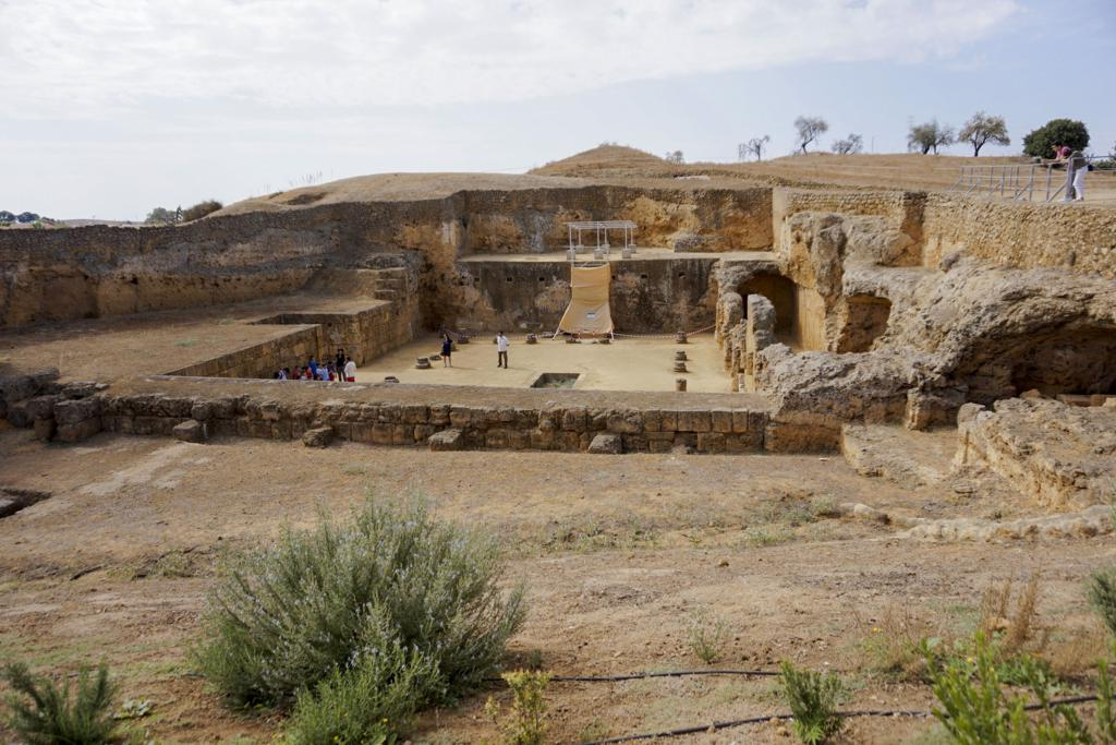 carmona necropolis