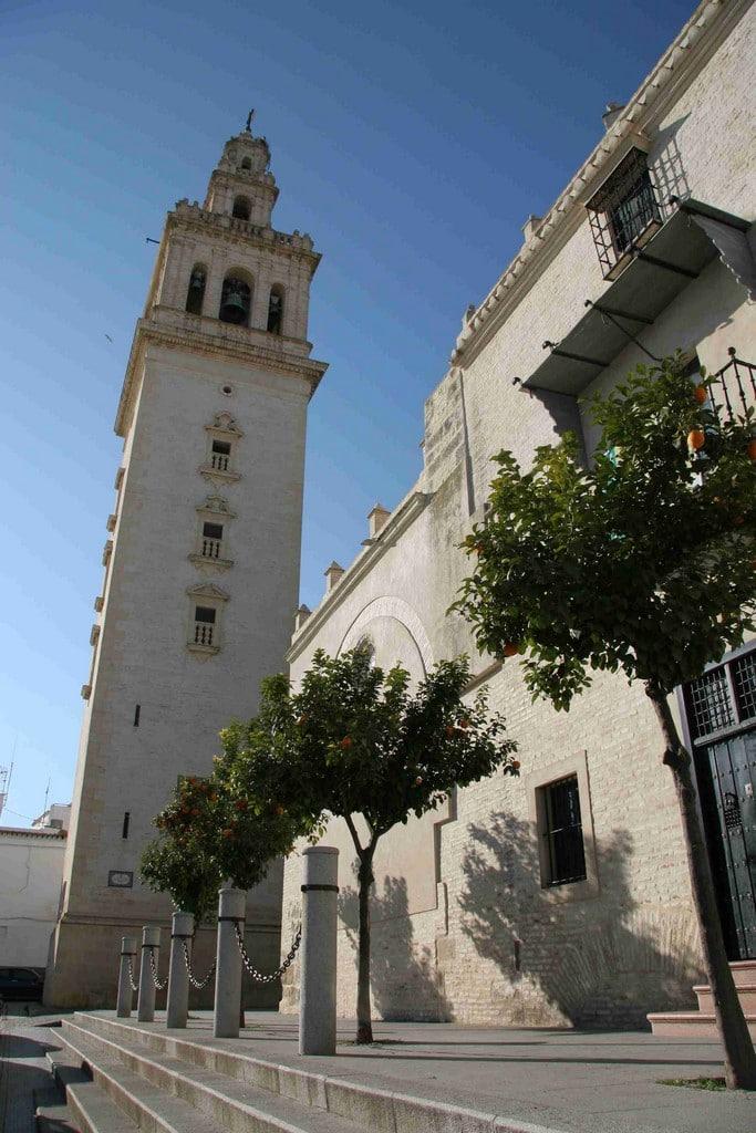 iglesia lebrija