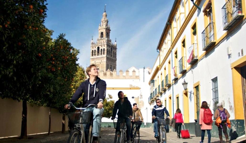Nueva York quiere seguir el modelo de bicicleta de Sevilla