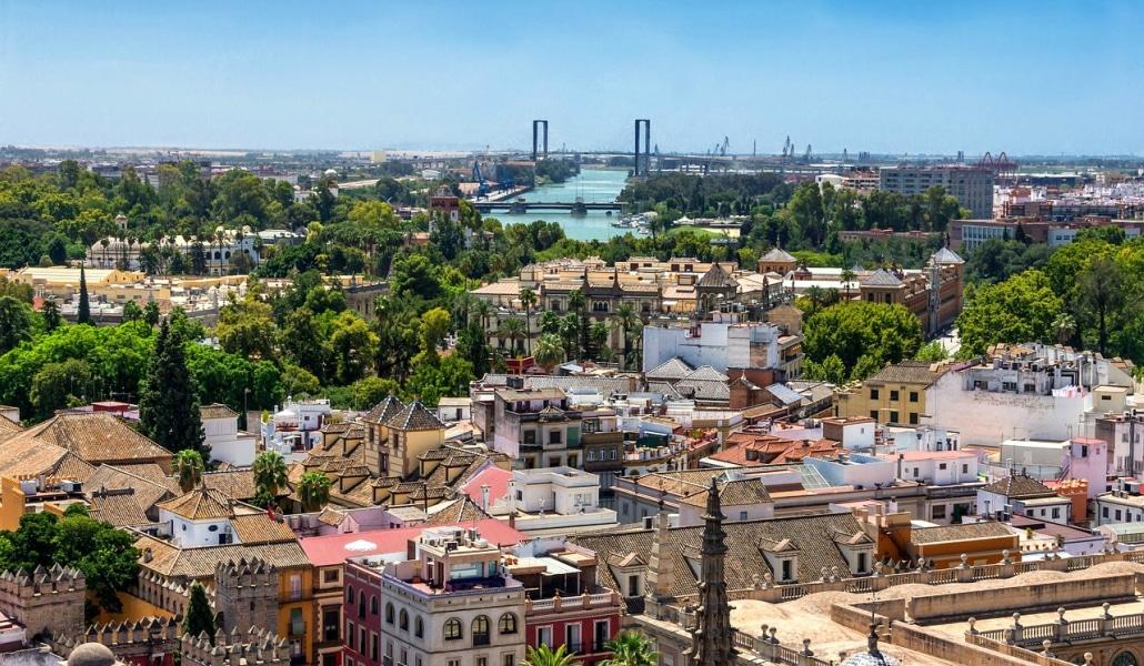 Los del Río anunciarán el color especial de Sevilla