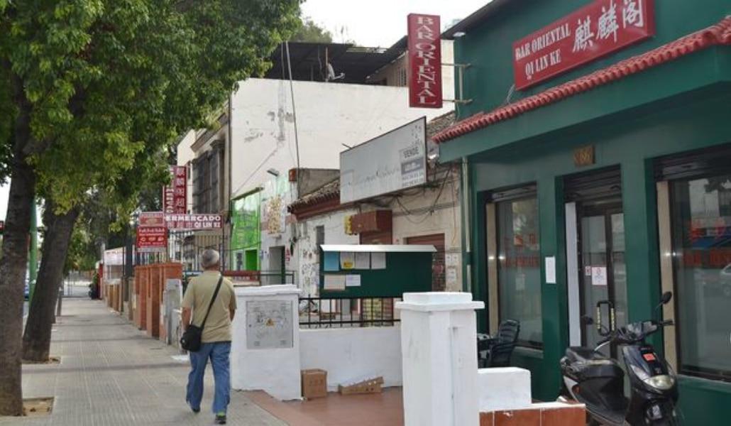 Sevilla tiene su propio Chinatown hispalense