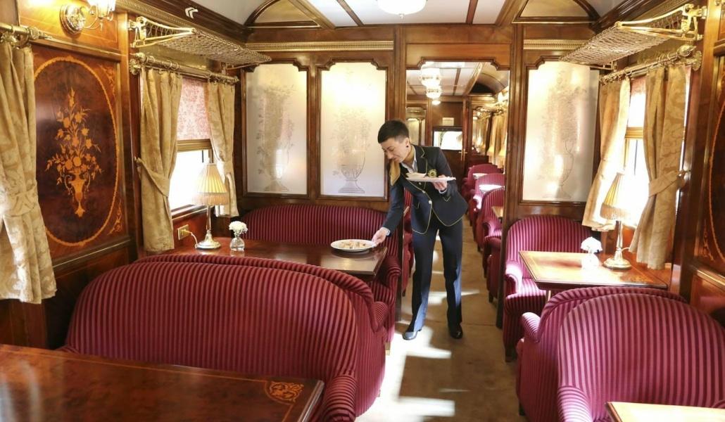 El tren de lujo Al Ándalus ofrecerá una ruta que une Sevilla y Madrid