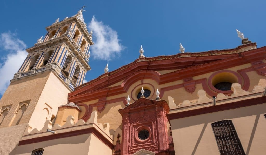 La Catedral de Triana, la iglesia más antigua de Sevilla