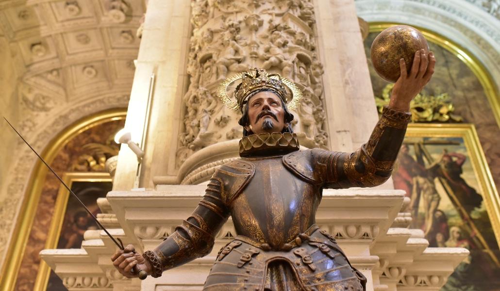¿Por qué San Fernando es el patrón de Sevilla?