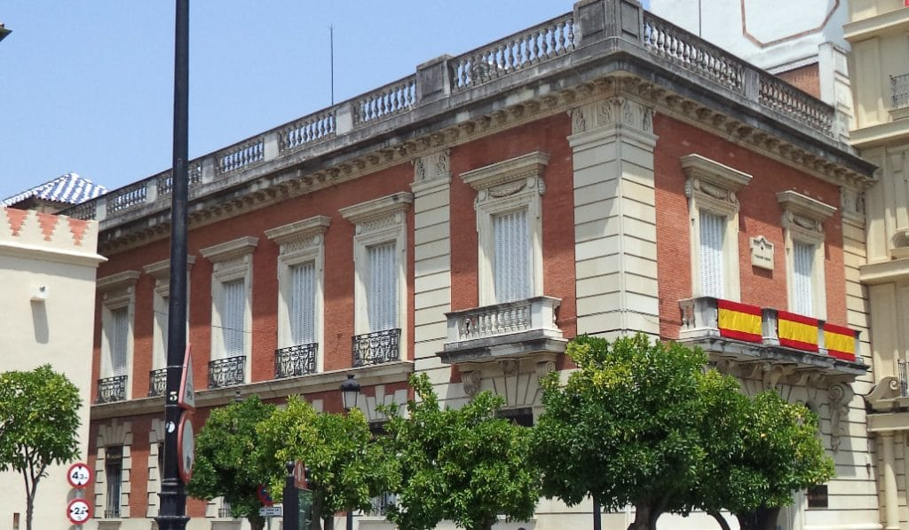 El Palacio de Yanduri, el palacio francés de corte mediterráneo