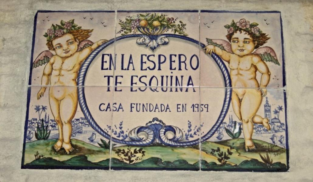 Los locales de Sevilla con los nombres más graciosos