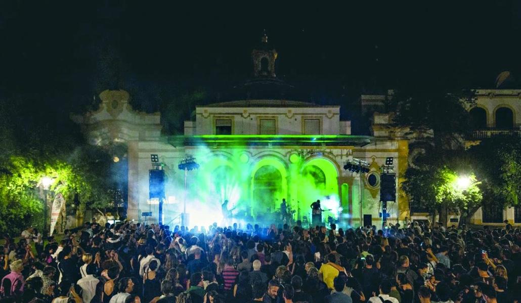 Nocturama: vuelven las noches de música pop a Sevilla