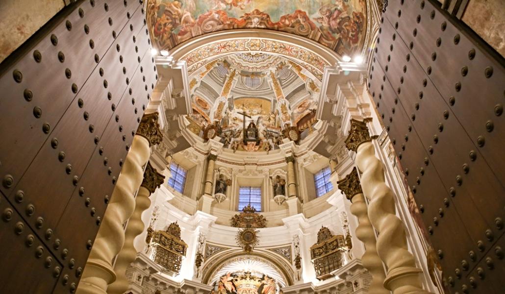 El secreto que esconde la cúpula de San Luis de los Franceses