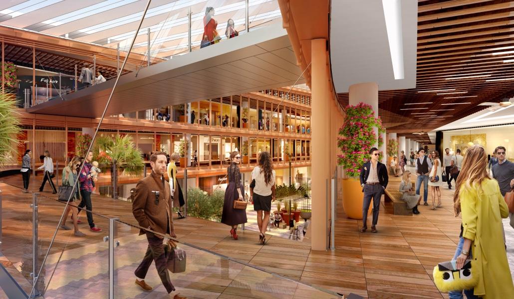 El centro comercial Torre Sevilla se inaugurará la segunda quincena de septiembre