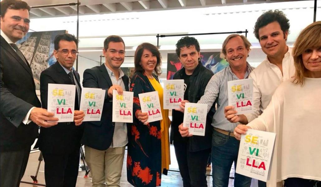 Facebook crea una guía con su comunidad para descubrir Sevilla