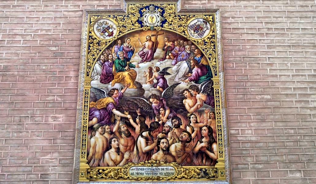Grandes historias de Sevilla que se descubren en sus azulejos