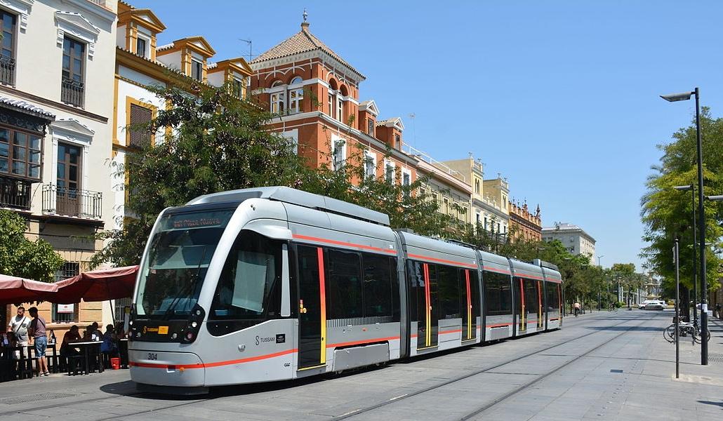 El tranvía llegará a Santa Justa en 2020