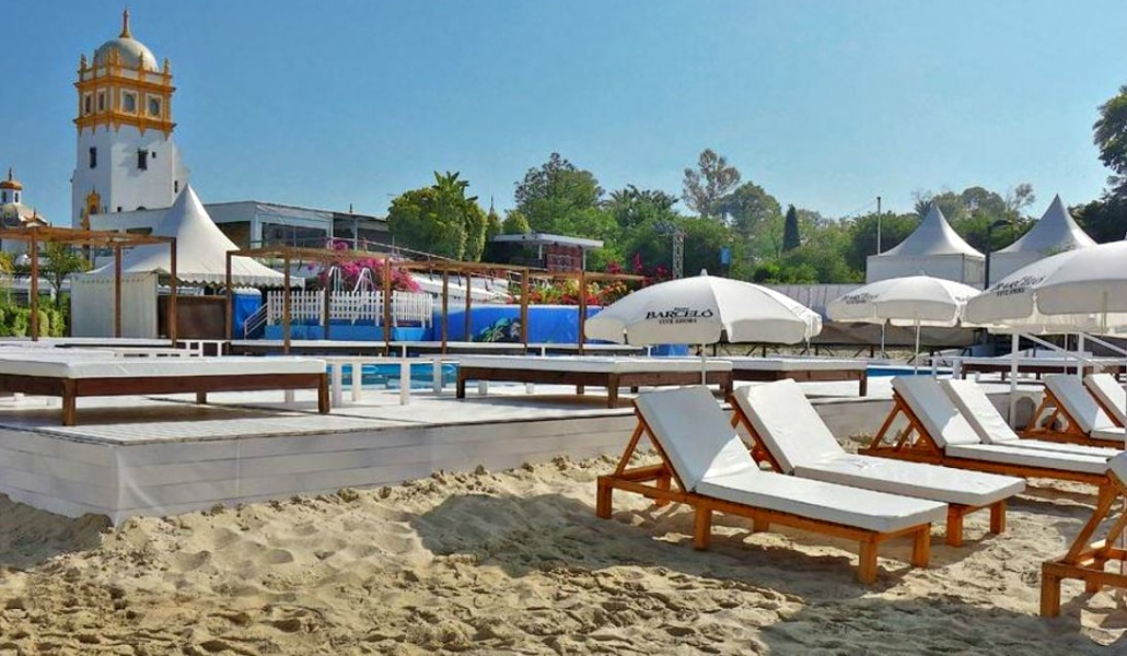 Nos quedamos sin playa en Sevilla para este verano
