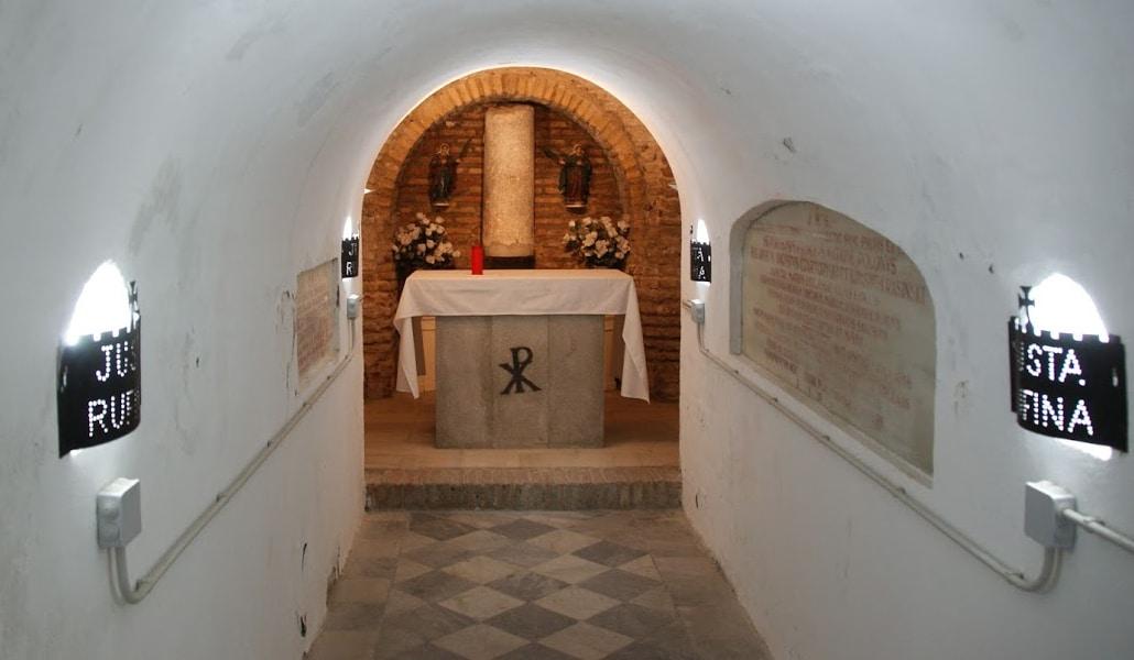 Las Sagradas Cárceles de Santa Justa y Santa Rufina: el secreto subterráneo de Sevilla