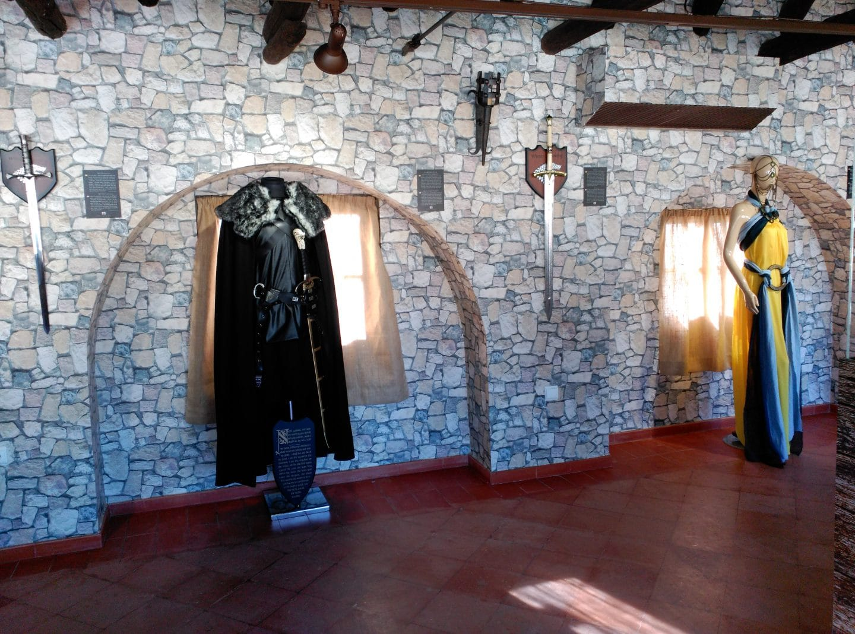 Osuna Museo juego de tronos