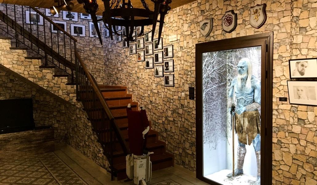 El único museo de Juego de Tronos de Europa está en la provincia de Sevilla
