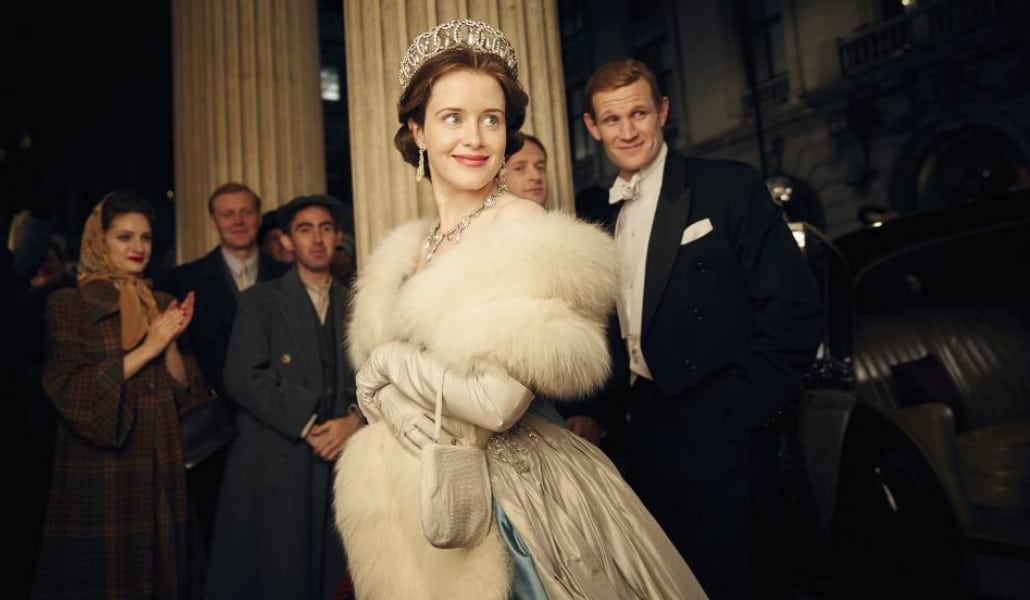 La reina Isabel II visitará San Juan de Aznalfarache en 'The Crown'