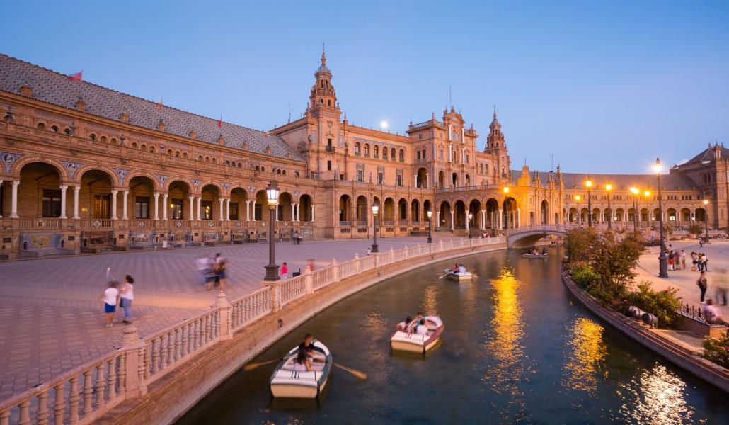 Sevilla, primer destino español y quinto europeo según la revista Travel+Leisure