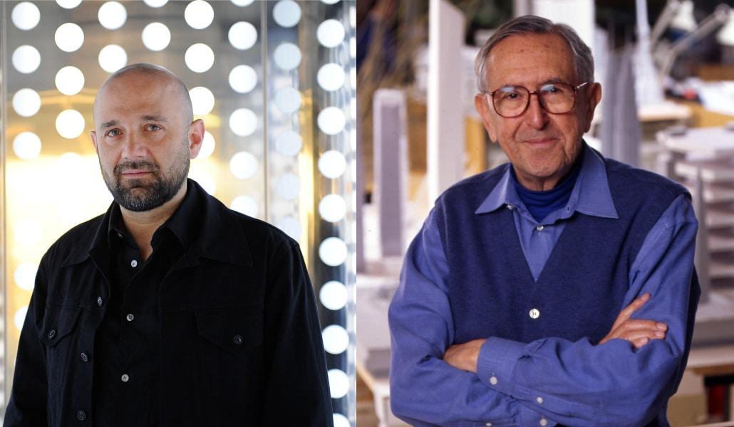 Los arquitectos de los 2 edificios de la Sevilla del siglo XXI