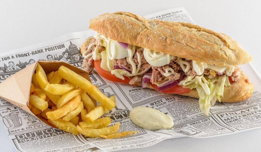 Salsitas, la bocatería que gana en TripAdvisor a restaurantes con estrella Michelin