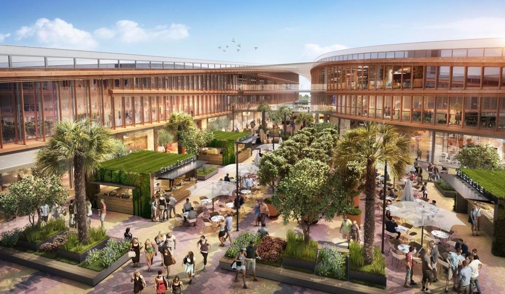 Ikea formará parte del Centro Comercial Torre Sevilla