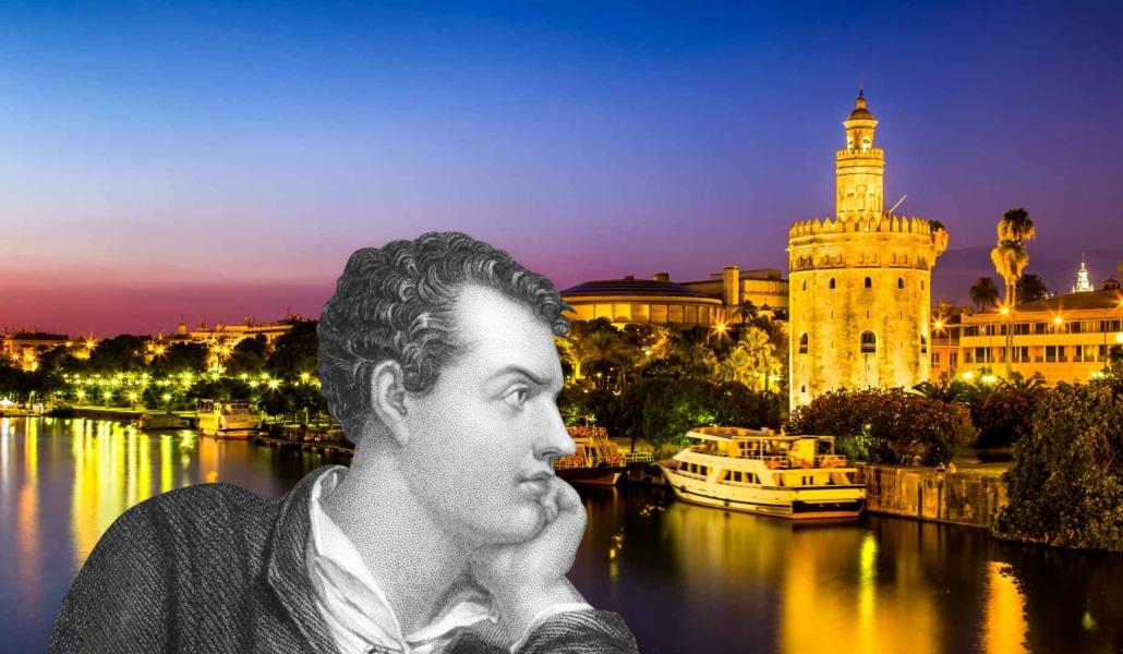 Las vacaciones de Lord Byron en Sevilla