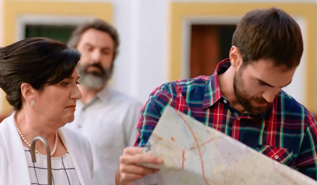 El Ayuntamiento de Sevilla crea un mapa para calcular rutas a pie