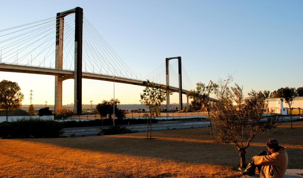 Sevilla podría tener un nuevo puente junto al del Centenario