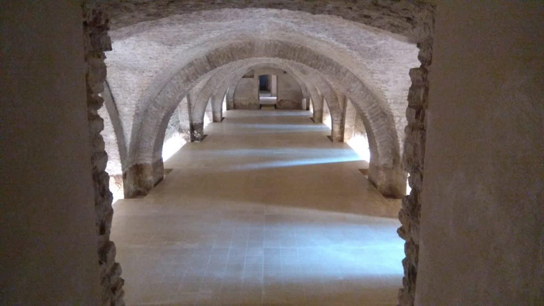 El Alcázar abrirá el semisótano del Palacio de Pedro I este septiembre