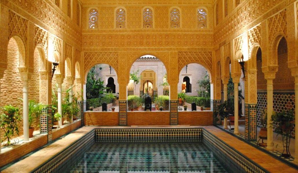 La réplica de la Alhambra en Sevilla, una casa de ensueño