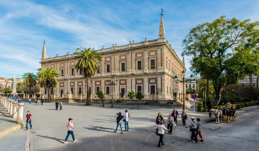 Sevilla no pierde turismo a pesar del descenso nacional