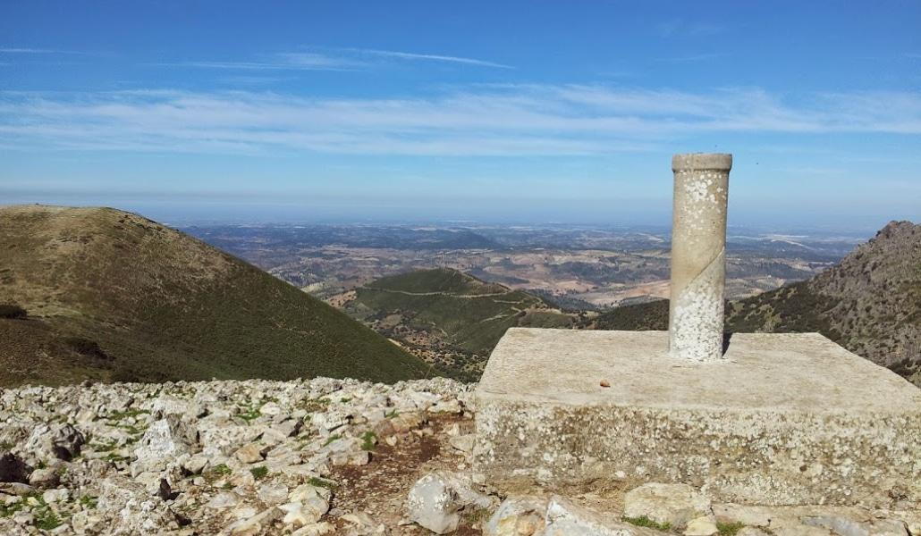 ¿Sabes cuál es el punto más alto de la provincia de Sevilla?